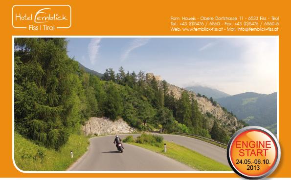 Hotel Fernblick Fiss Newsletter Mai 2013